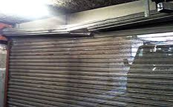 Steel Roller Shutter Repairs Southport