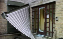 Domestic Shutter Repairs Southport