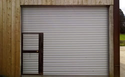 Steel Roller Door Repairs Southport