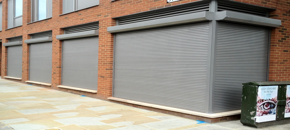 Commercial Shutter Door Repairs Southport