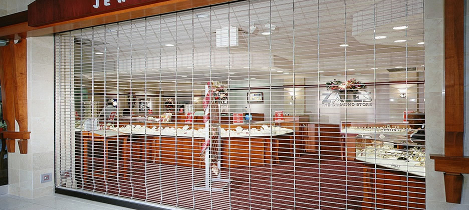 Retail Security Grilles Southport