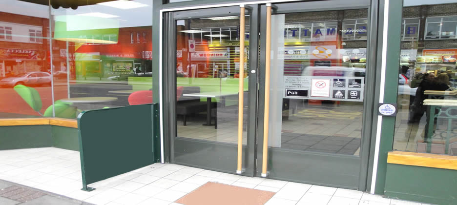 Assisted Automatic Doors Southport