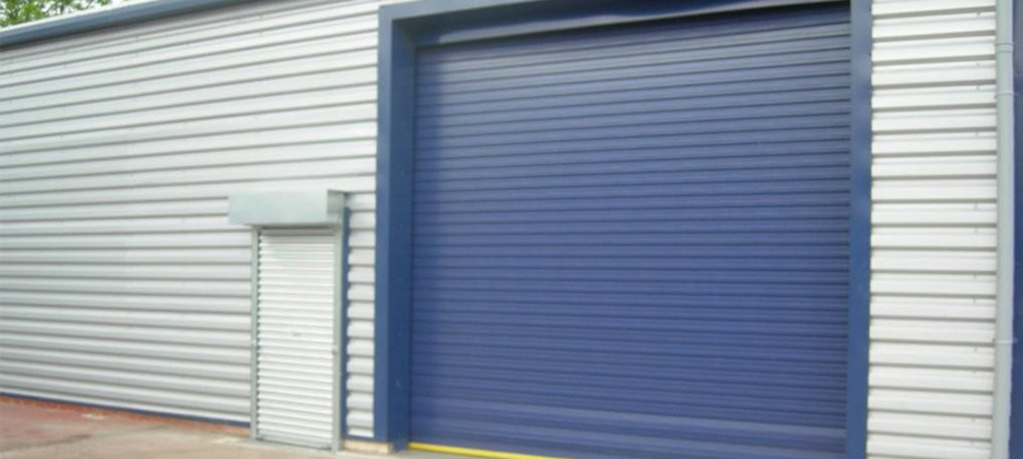Factory Roller Door Repairs Southport