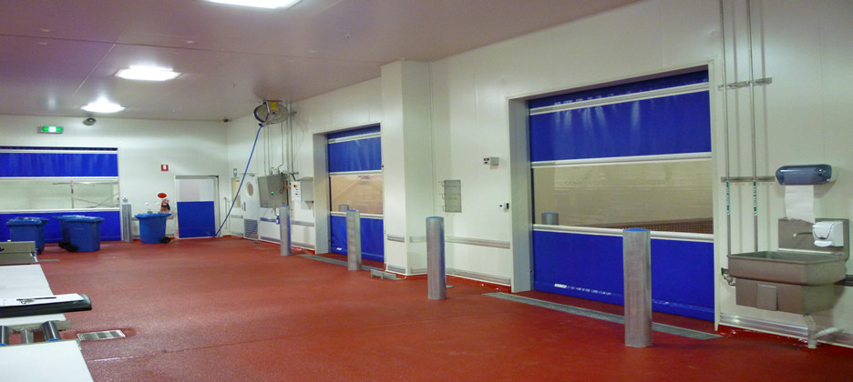 Industrial High Speed Doors Southport