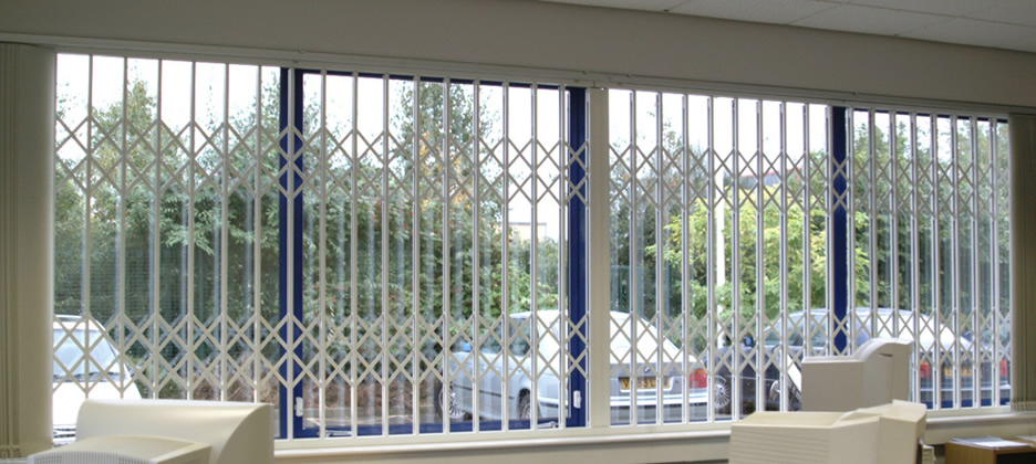 Window Security Grilles Southport