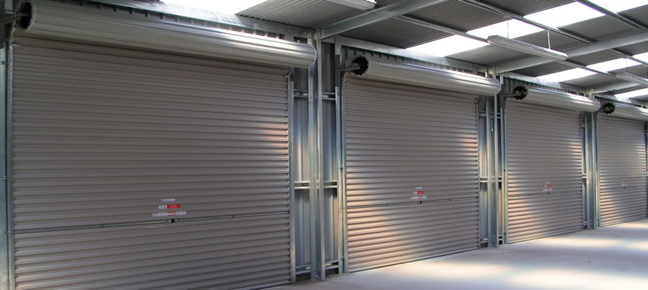 Steel Roller Doors Southport